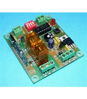 TL-31 - Emissor Rf 8 Canais +-300Mts - TL31