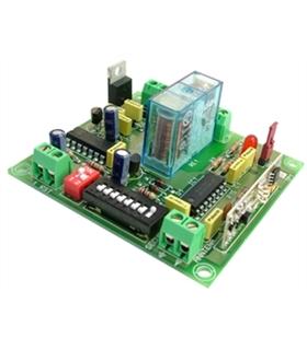 TL-101 - Receptor RF 1 Canal Mono/Biestavel 12/24Vdc - TL101