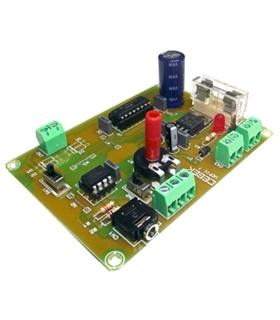 UCPIC-7 - Modulo Picaxe Controlador Velocidade Motores 1Amp - UCPIC-7