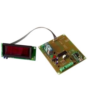 """USB.CD-70.1 - Cronometro Usb 4 Digitos 1"""" - USB.CD-70.1"""