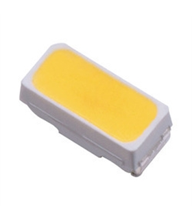 Led Branco 4750-5300K, Smd 3014, 1W, 120º - 124WD1