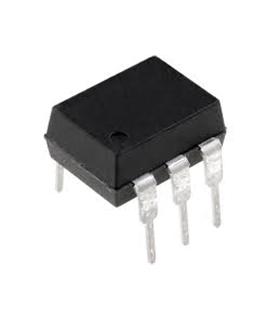 MOC8102X - OPTOACOPLADOR, DIP-6, TR. O/P - MOC8102