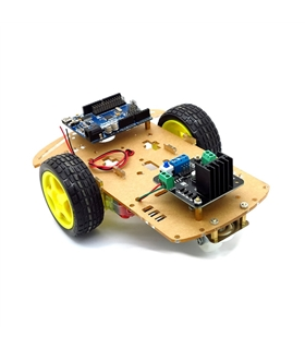 MX131126051 - Starter Robot Car Kit - MX131126051