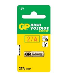 Pilha ALcalina 12V GP 27A - GP27A