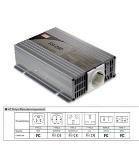 TS-200-248B - Inversor 42-60VDC 230VAC 200W - TS-200-248B