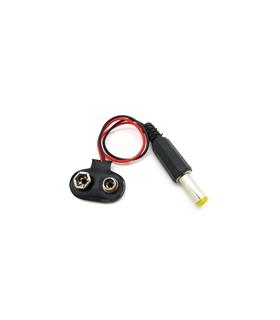 IM120720002 - 9V to Barrel Jack Adapter - MX120720002
