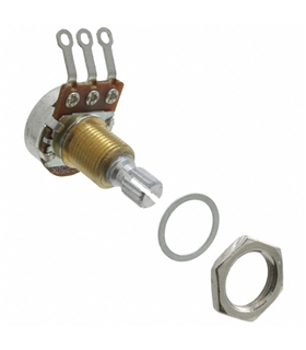 Potenciómetro Rotativo Linear 500K - 1620500KA