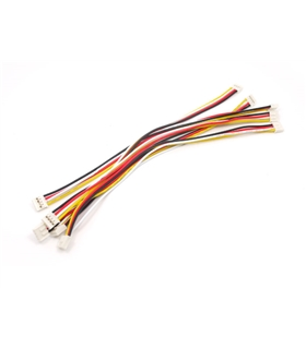 110990031 - Grove - Universal 4 Pin 20cm Unbuckled Cable - MX110990031