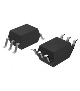 ACPL-W341-000E - OPTOCOUPLER, 6 Pins, 5 kV, SOIC6 - ACPL-W341-000E