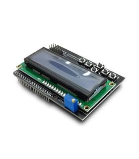 Display LCD Shield 1602 - MX120417018