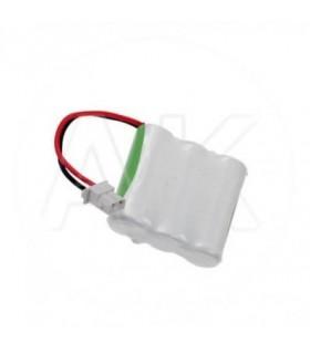 Pack 3 Acumuladores  NI/MH 3.6V 600mhA - 1693N600
