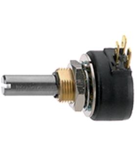 Potenciometro Bobinado Precisão 5K 2W - 16205K2