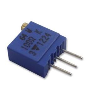 M64W105KB40 - Trimmer 1MR 500mW 21 Voltas - M64W105KB40