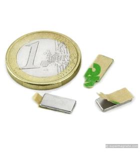 Iman - bloco Adesivo Magnetisado em Neodimio, N35 - 550g - MXQ100501STICK