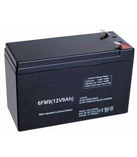 Bateria Gel Chumbo 12V 6A, terminais estreitos <=> HR1224W - 126