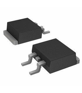 IRF530NS - Mosfet N, 100V, 17A, 79W, 0.09R, TO263 - IRF530NS