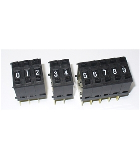 Thumbwheel Switch Hexadecimal - 914149196