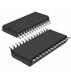 T6816 - IC DRIVER HEX DUAL 24V 28-SOIC - T6816