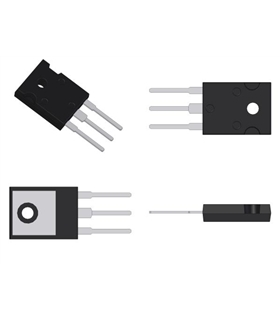 IRG4PC40K - IGBT, N-CH, 600V, 42A, 160W, TO247 - IRG4PC40K