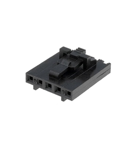 MX-70066-0179 - Ficha Femea Molex 5 pinos 2.54mm - MX700660179