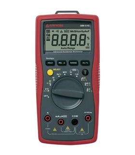 AM510 - Multimetro Digital Amprobe - AM510