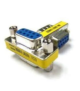 Adaptador DB9 / RS232  D-SUB fêmea-fêmea - Unitário - D9FF