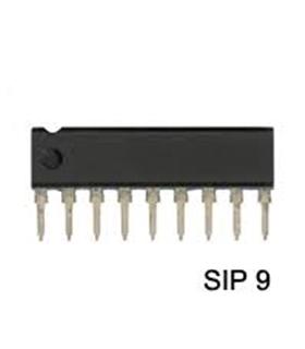 UPC1330HA - Circuito Integrado SIP9 - UPC1330
