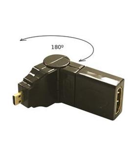 Ficha Adapt. Micro HDMI M / F HDMI - MICROHDMIMHDMIF