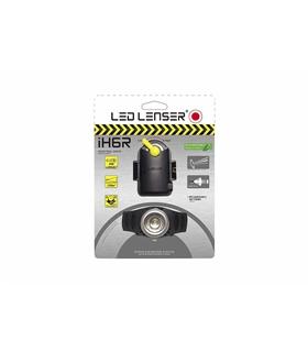 Lanterna Cabeça Ledlenser IH6R 200Lm Recarregavel - IH6R