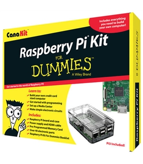 Kit Raspberry PI 3 For Dummies - PI3DUMMIES