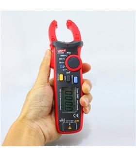 UT210E - Pinça Amperimétrica Digital AC/DC 100A - UNI-T - UT210E