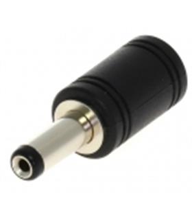 Adaptador 2.1x5.5mm Macho Para 2.5x5.5mm Fêmea - MX0111836