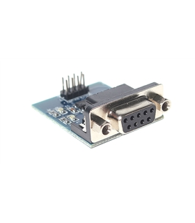 RS232 Serial Port To TTL Converter Module - MX232TTL