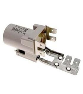 Condensador Antiparasitario 0.1uF(X1)+2.2MR 2x25000p - 316100AP