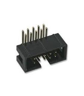 Conector IDC, Macho, 10 Pinos - 69H10AR