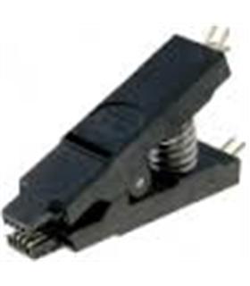 Pinça P/Testar IC Smd SOIC 8 Pinos Test Clip - 178278