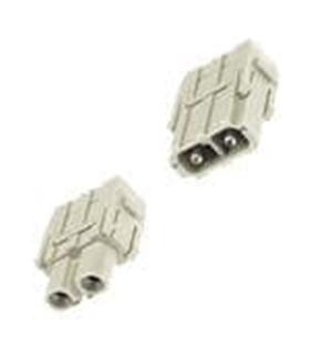 09140022602 - Modulo Macho 2x40 A 6-10mm - MX09140022602