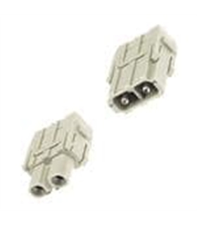 09140022702 - Modulo Femea 2x40 A 6-10mm - MX09140022702