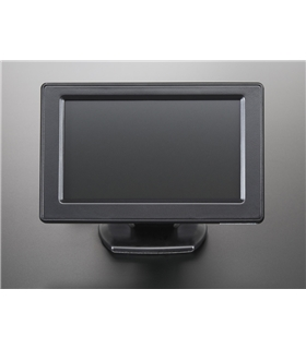 "NTSC/PAL - TFT Display - 4.3"" Diagonal - ADA946"