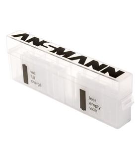 Caixa para Armazenamento de Pilhas AA/AAA/CR123 - MX4000033
