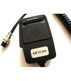 EC2018-P6 - Microfone Para CB com Camara de Eco - EC2018