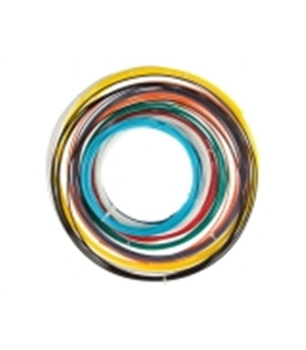 Conjunto de rolos de filamento de impressão 3D em PLA 1.75mm - PLA175SET