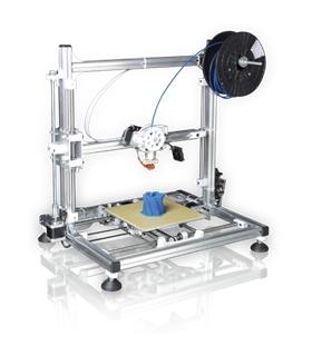 Kit de montagem impressora 3D - K8200