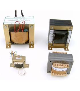 Tansformador In 230Vac Out 24Vac 50Vas - T22450VA