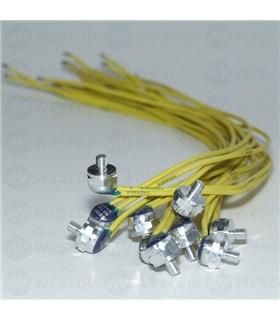 L01-100.05 - Thermal Protector 100ºc com Fios - L01-100.05