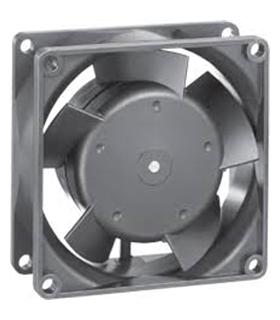 Ventilador 115V 80x80x38mm 12W - V1108