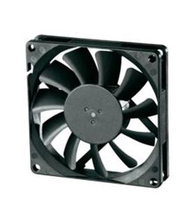 Ventilador 12V 80x80x15mm 1.96W - EE80151S1-000U-A99