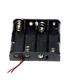 Suporte Para 4 Pilhas LR6 Linha - S4LR6L
