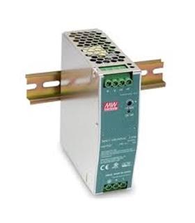 Fonte Alimentação Comutada 120W, 24VDC,24-28VDC, 90-264VAC - EDR-120-24