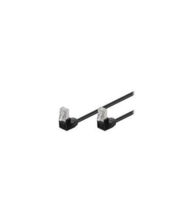 Cabo Rede F/Utp Cat5 1Mt 90º - MX0156020